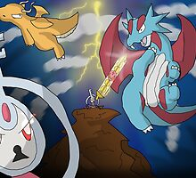 Klefki the Dragon Slayer by Mars714