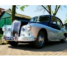 DAIMLER CONQUEST 1957  # 3 Photographic Print