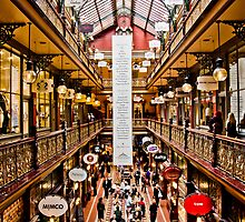 The Strand Arcade Est.1892 by Brett Still