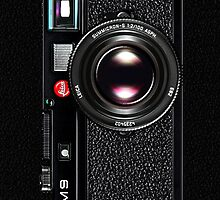 LEICA M9 Black by SRAGLLEST