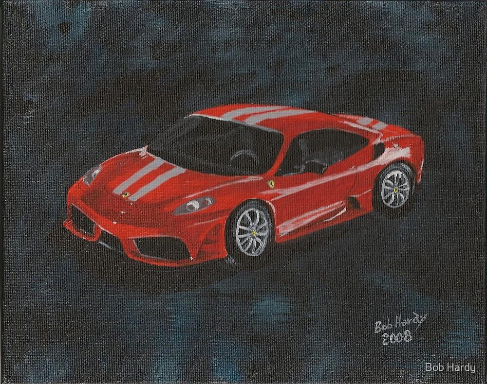 Ferrari by Bob Hardy