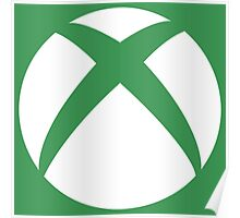 Xbox One (Green) Poster
