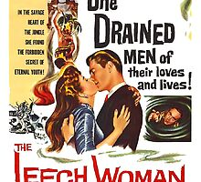 Leech Woman She Drained Men of Their Loves and Lives by Charlottesw3b