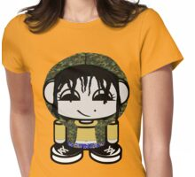 Jewell O'babybot Womens Fitted T-Shirt