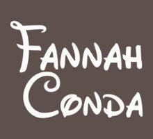 FannahConda! One Piece - Short Sleeve