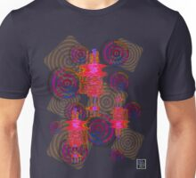 """Sound Waves""© Unisex T-Shirt"