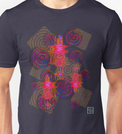 """Sound Waves""© Unisex T-Shirt"