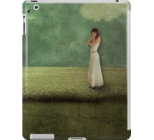 Inward Conversation iPad Case/Skin