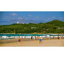 Beaches of Byron Photographic Print