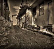 The Slums Of Taree by Matthew Jones