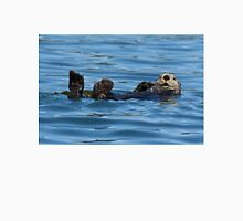 Nature Photo of Relaxed Sea Otter Unisex T-Shirt