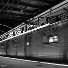 F Train  by Vanpinni