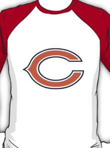chicago bear logo T-Shirt
