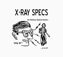 X-Ray Specs...  The Beauty Within Unisex T-Shirt