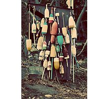 {buoys} Photographic Print