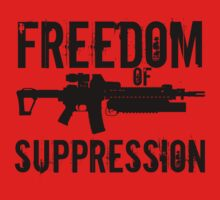 Freedom of Suppression by milpriority