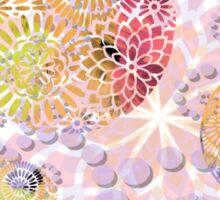 Colorful Feast Sticker