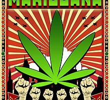 MARIJUANA - LEGALIZE IT NOW by GUS3141592