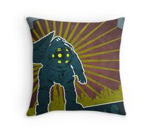 No Gods Or Kings, Only Man Throw Pillow