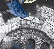 Mary Poppins by Katrin Dreiling
