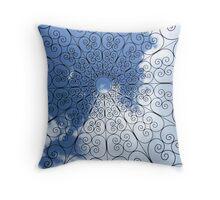 Gazebo Dome © Throw Pillow