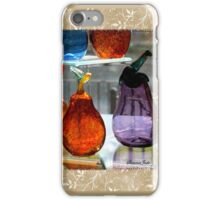 Window Glassware ~ Make Your Own Rainbow! iPhone Case/Skin