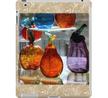 Window Glassware ~ Make Your Own Rainbow! iPad Case/Skin