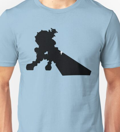 Gaius - Colossus No. 3 (Shadow of the Colossus) Unisex T-Shirt