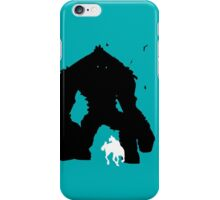 Valus - Colossus No. 1 (Shadow of the Colossus) iPhone Case/Skin