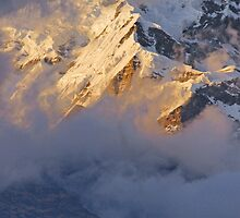 Annapurna by Harry Oldmeadow