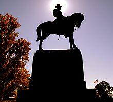 Monuments of Gettysburg by ijam357