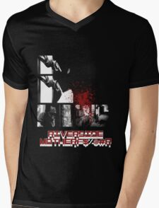 Riverside MotherFucker!!!! Mens V-Neck T-Shirt