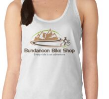 Bundanoon Bike Shop - Promotional Gear Women's Tank Top