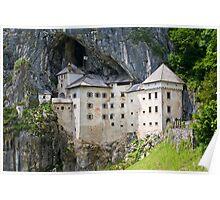 Predjama Castle Poster