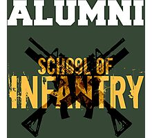 School of Infantry Alumni Photographic Print