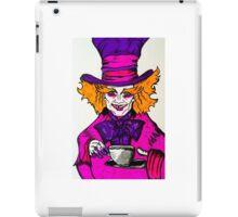 Acid Hatter iPad Case/Skin