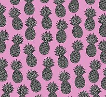 BUBBLEGUM EDITIONS - PINEAPPLE by tosojourn