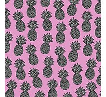 BUBBLEGUM EDITIONS - PINEAPPLE Photographic Print