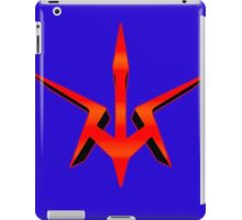 Black Knight's Emblem iPad Case/Skin