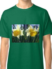 Two daffodils Classic T-Shirt