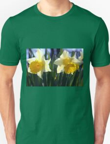 Two daffodils Unisex T-Shirt
