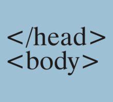 HTML Body T-Shirt