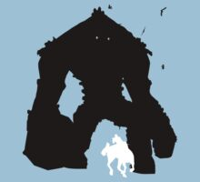 Valus - Colossus No. 1 (Shadow of the Colossus) by RobsteinOne