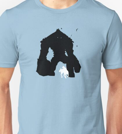 Valus - Colossus No. 1 (Shadow of the Colossus) Unisex T-Shirt