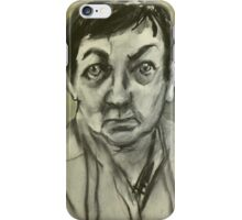 sp neutral grey no 3 (first one) iPhone Case/Skin