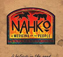 Spirit Guides | Nahko & MFTP Fan Art :)  by Daniel Watts