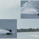 Paraboarding by Graham Mewburn