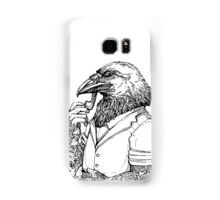 The Crow Man Samsung Galaxy Case/Skin