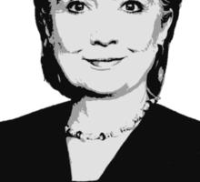 Hillary 2016- F*CK NO Sticker