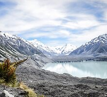 Abel Tasman Glacier by 29Breizh33